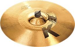 "Zildjian Cymbal Crash K. Custom Hybrid 19"" Hybrid"