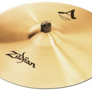 "Zildjian 21"" A-Series Sweet Ride Brill."