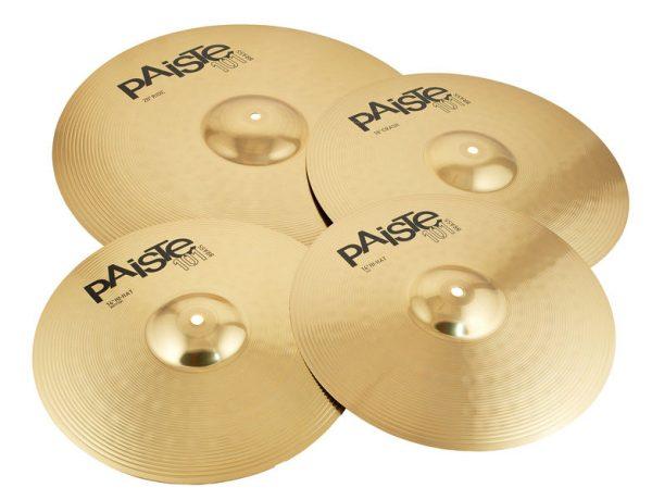 Paiste Cymbalset 101 BRASS 14/16/20